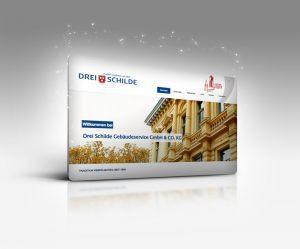 Drei-Schilde_-Werbung-Webdesign
